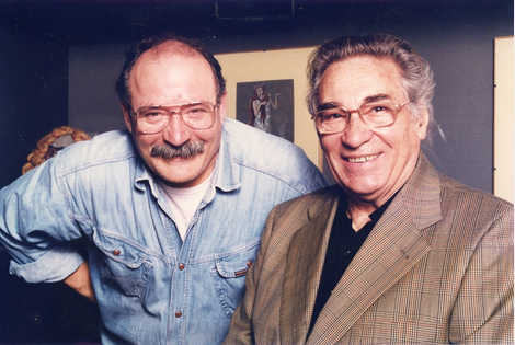 Donato Sartori & Jacques Lecoq